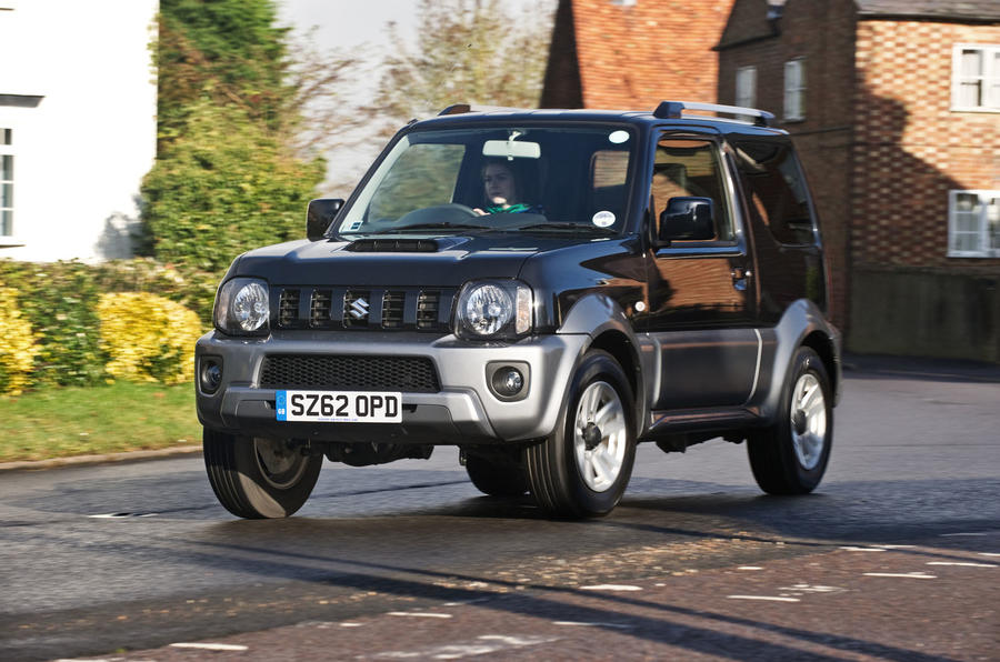used car buying guide suzuki jimny autocar. Black Bedroom Furniture Sets. Home Design Ideas