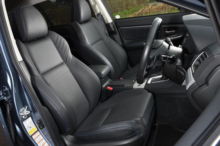 Subaru Levorg long-termer