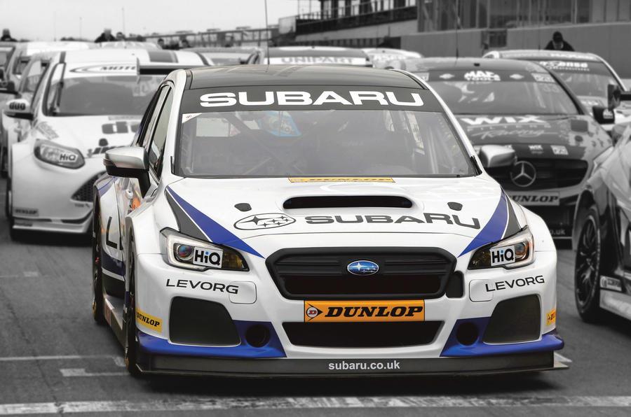 Subaru BTCC preview 2016