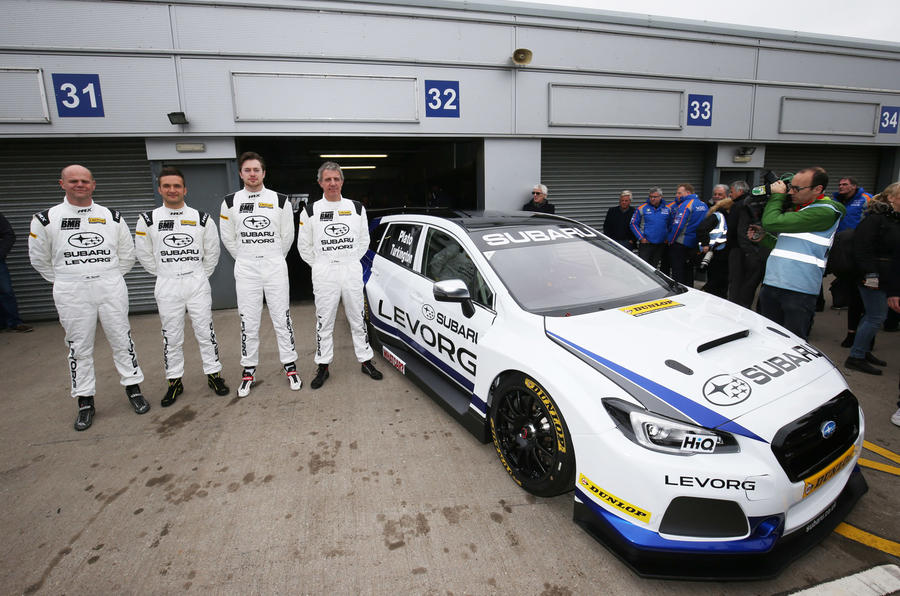 Japanese Car Brands >> 2016 BTCC season preview: Subaru returns to racing | Autocar