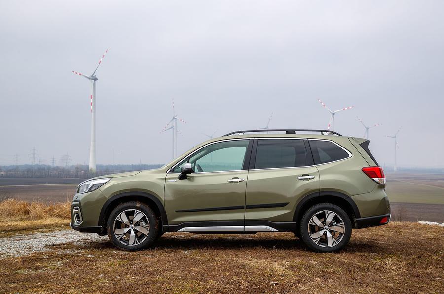 Subaru Forester eBoxer 2019 review | Autocar
