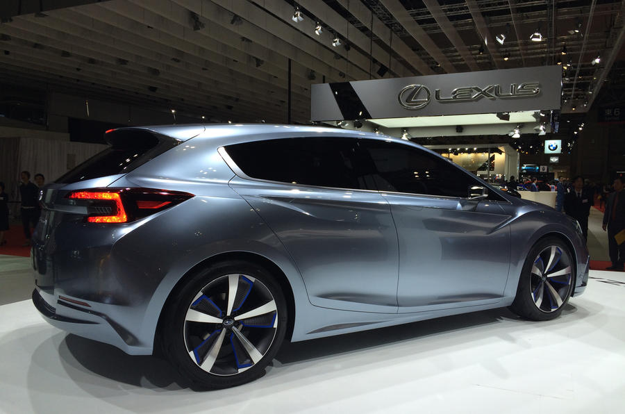 2016 Subaru Impreza Concept Revealed At La Motor Show Autocar