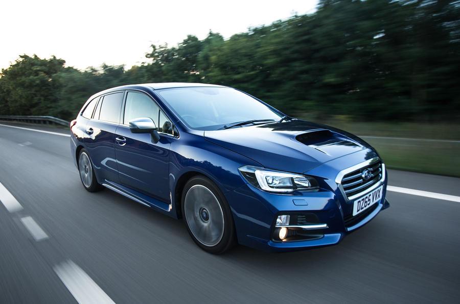 £27,495 Subaru Levorg GT