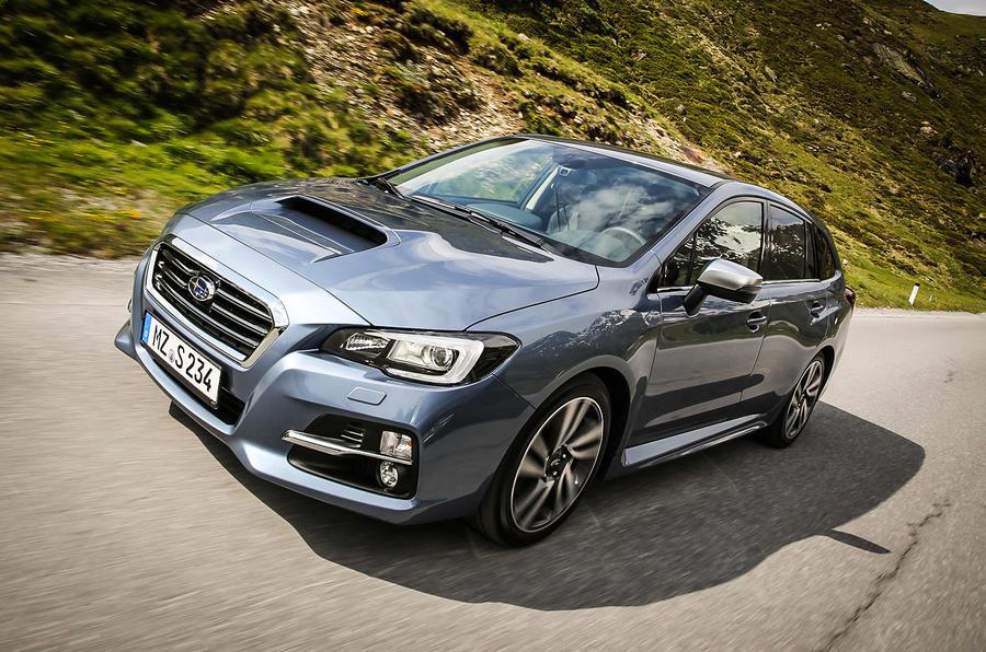3 star Subaru Levorg