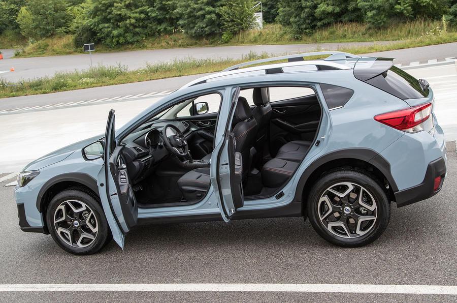 2018 subaru hatchback. contemporary hatchback subaru xv interior on 2018 subaru hatchback