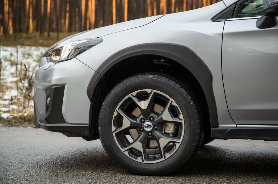 Subaru XV alloy wheels