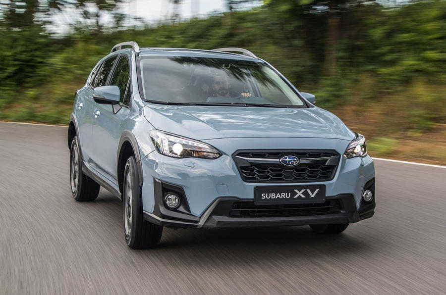 3.5 star Subaru XV