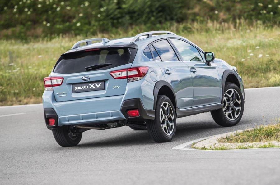 Subaru Crosstrek Lowered >> Subaru XV 2018 review | Autocar