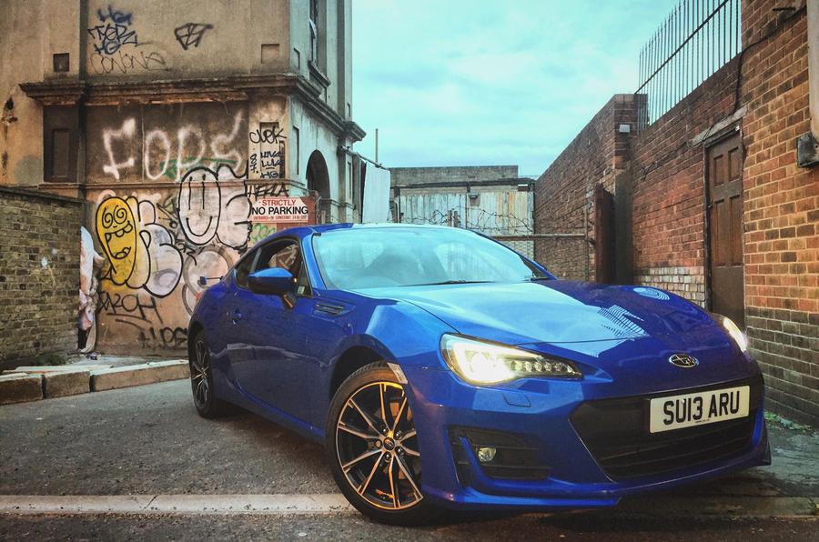 Subaru brz review uk dating