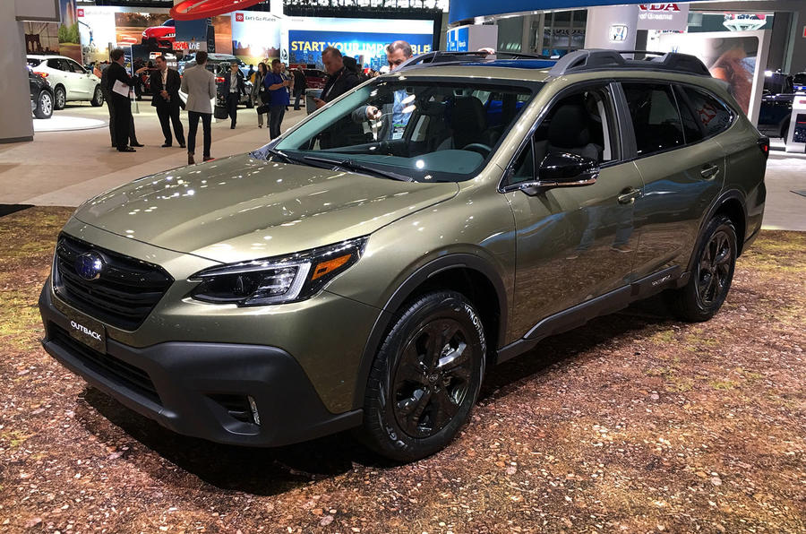 New Subaru Outback SUV launched