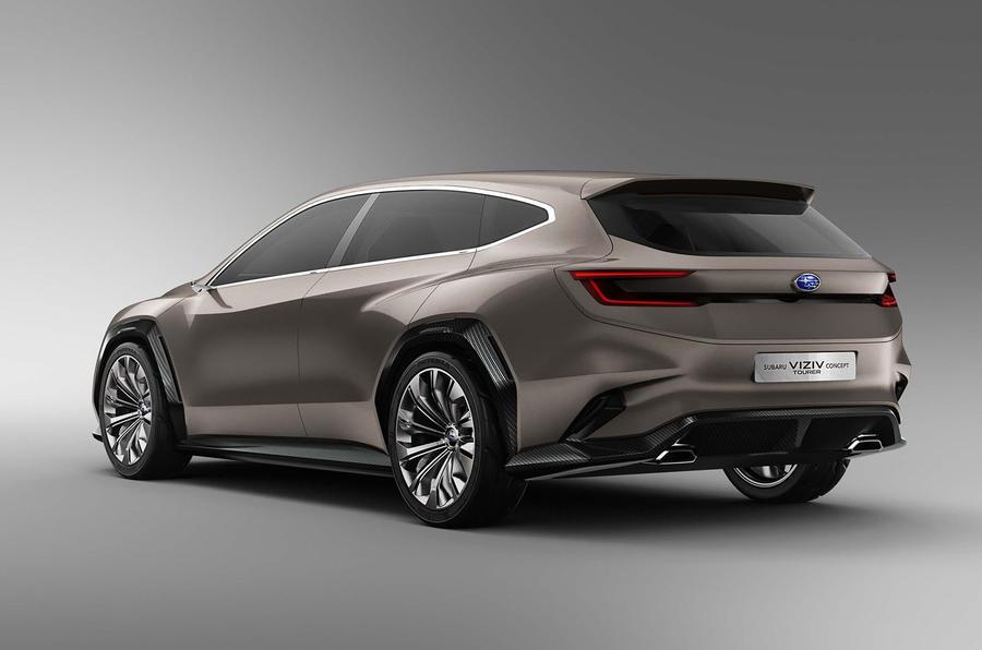 #GIMS: Subaru's Viziv Tourer Just Made Wagons Cool Again