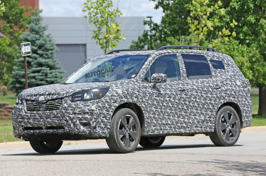 Next Subaru Forester targets Honda CR-V with all-new ...