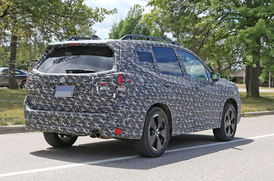 Jacked Up Subaru Forester >> Next Subaru Forester targets Honda CR-V with all-new underpinnings | Autocar