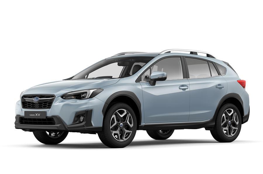 Geneva: New tech for Subaru XV