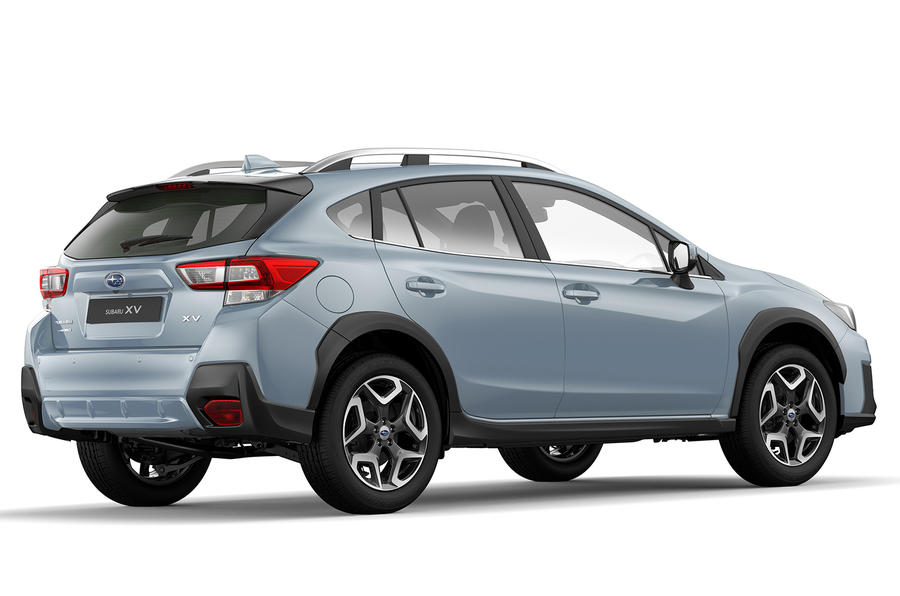 Geneva: New tech for Subaru XV