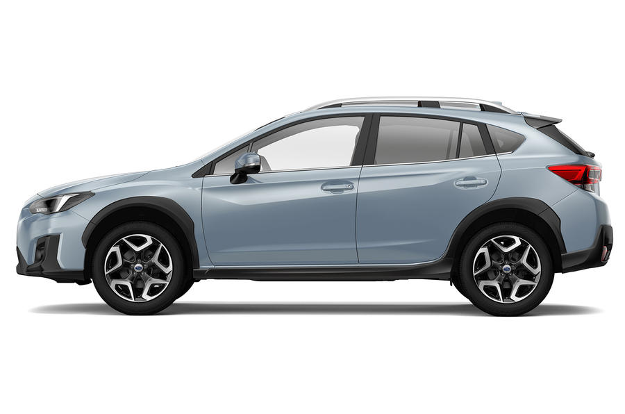 Subaru XV Unveiled At Geneva