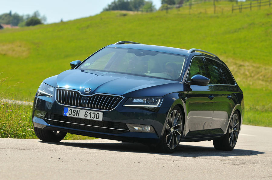 2015 skoda superb estate 2 0 tdi 190 4x4 dsg review review autocar. Black Bedroom Furniture Sets. Home Design Ideas