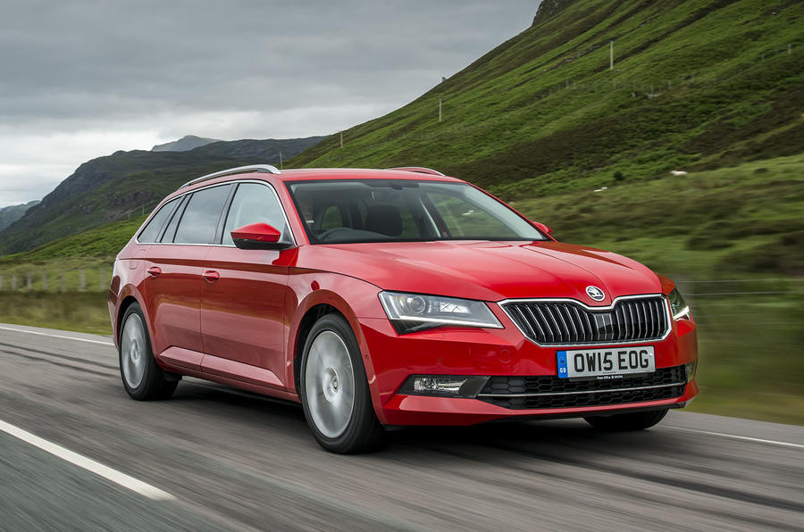 Skoda Superb Estate 1.6 TDI SE