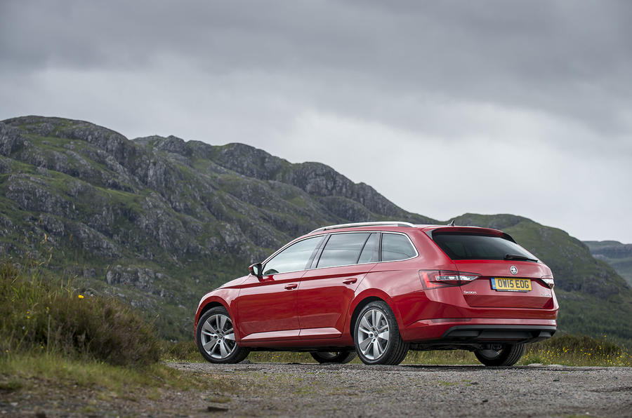 £22,790 Skoda Superb Estate