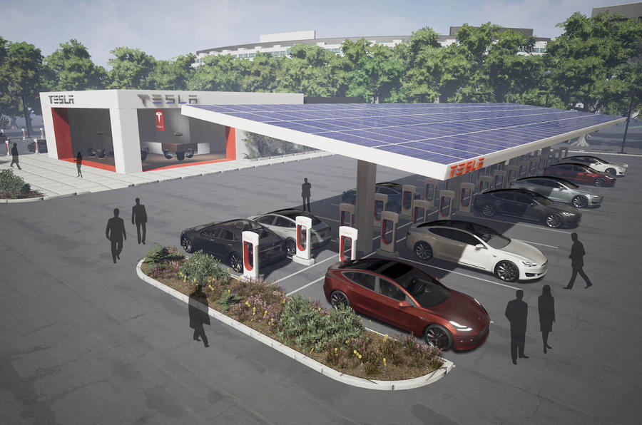 Tesla to double global charger network ahead of Model 3 arrival