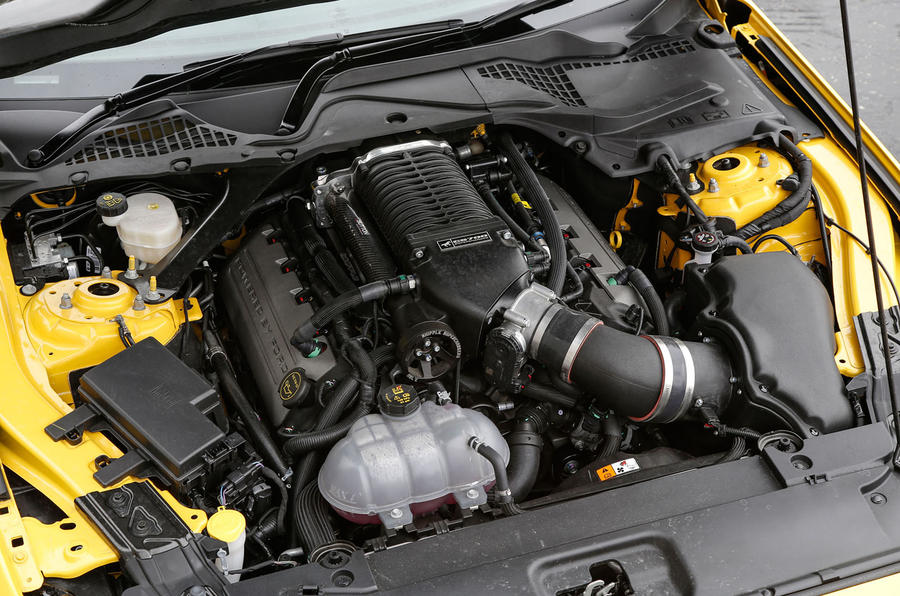 5.0-litre V8 Ford Mustang Sutton CS700 engine