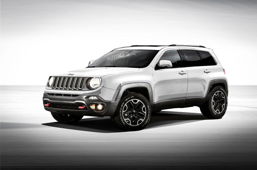 Fiat Chrysler To Begin New European Push With Suvs Autocar