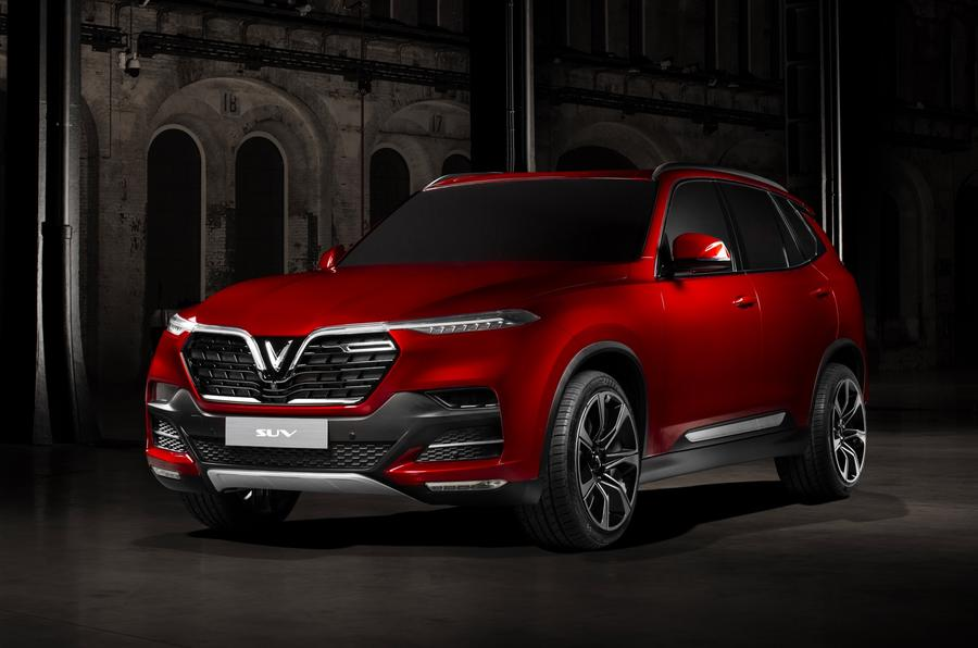 Vinfast launches Lux A2.0 and Lux AS2.0 saloon and SUV