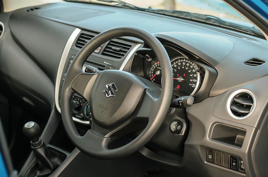 suzuki celerio manual transmission