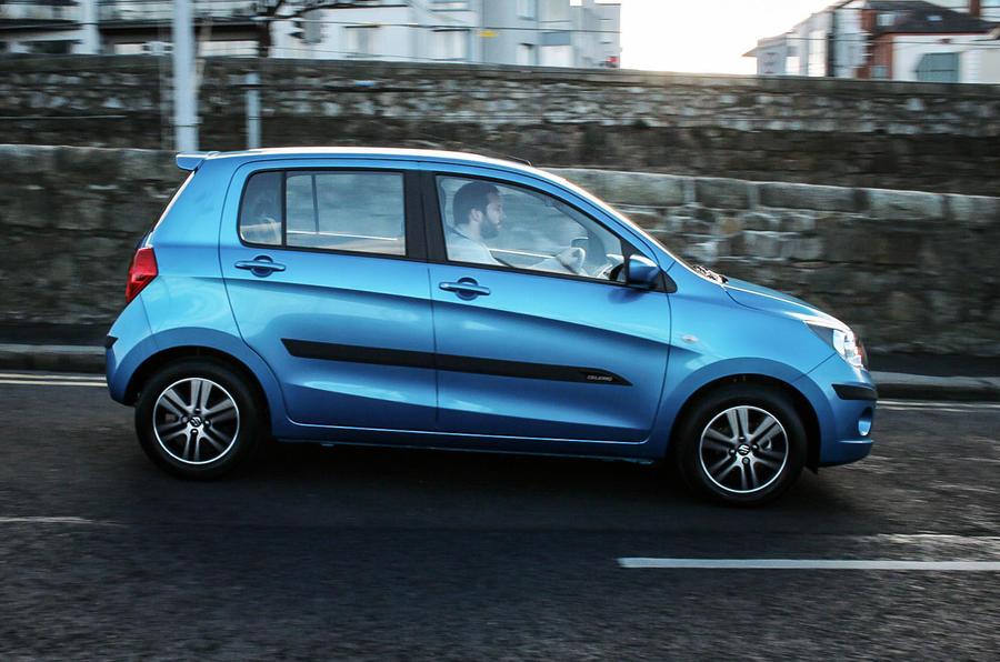 £7999 Suzuki Celerio