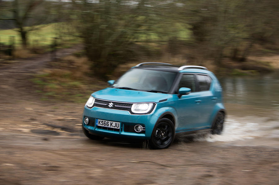 Off Roading In The Suzuki Ignis 4x4 Autocar