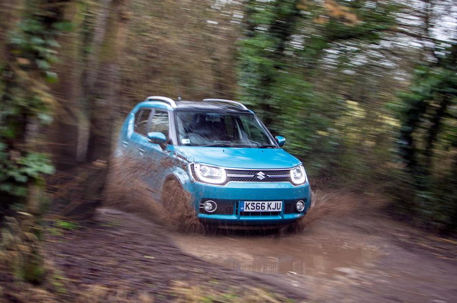 Suzuki 4x4 Ignis