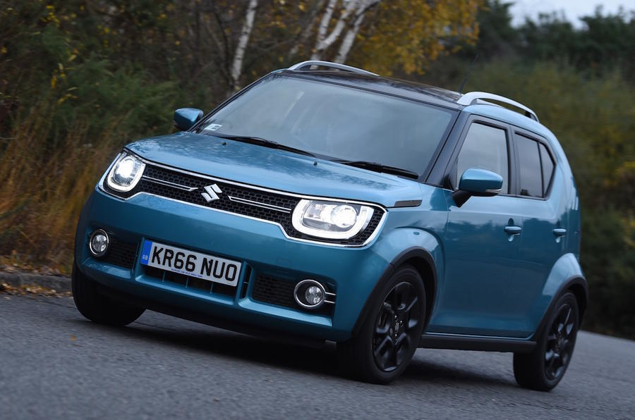 Top 10 city cars 2020 - Suzuki Ignis