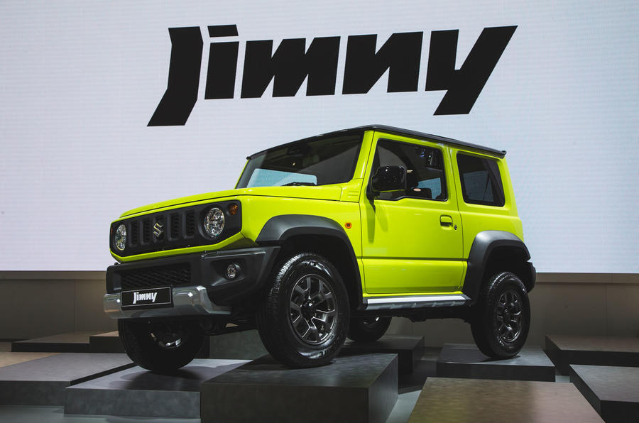 2019 Suzuki Jimny: News, Design, Release >> 2019 Suzuki Jimny Uk Pricing Revealed Autocar