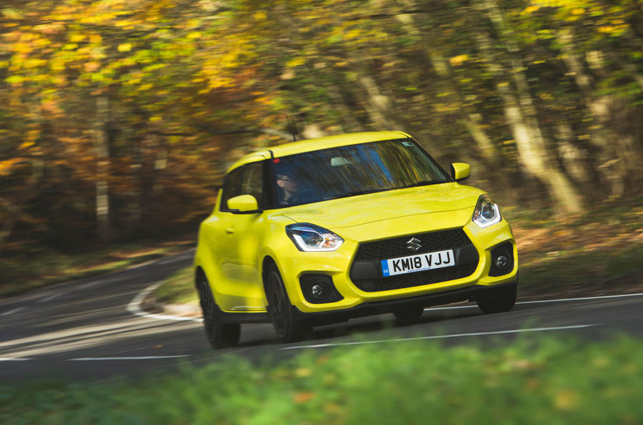 Suzuki Swift Sport 2018 long-term review - Atters on the road