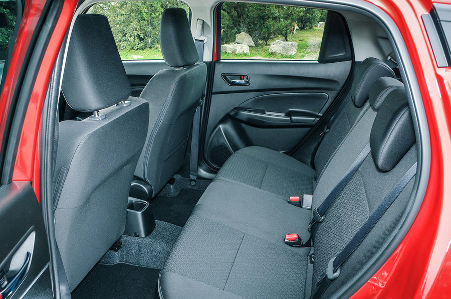 suzuki swift 1 0 boosterjet shvs 2017 review autocar. Black Bedroom Furniture Sets. Home Design Ideas