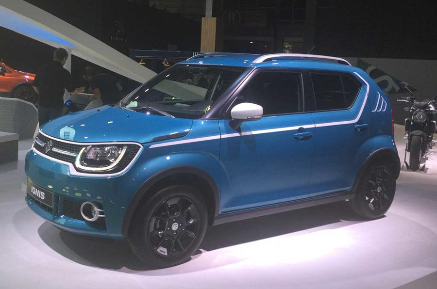 2017 Suzuki Ignis on sale in January priced from £9999 ...