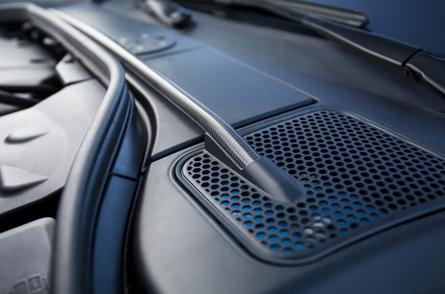 Volvo V60 Polestar anti-roll bar
