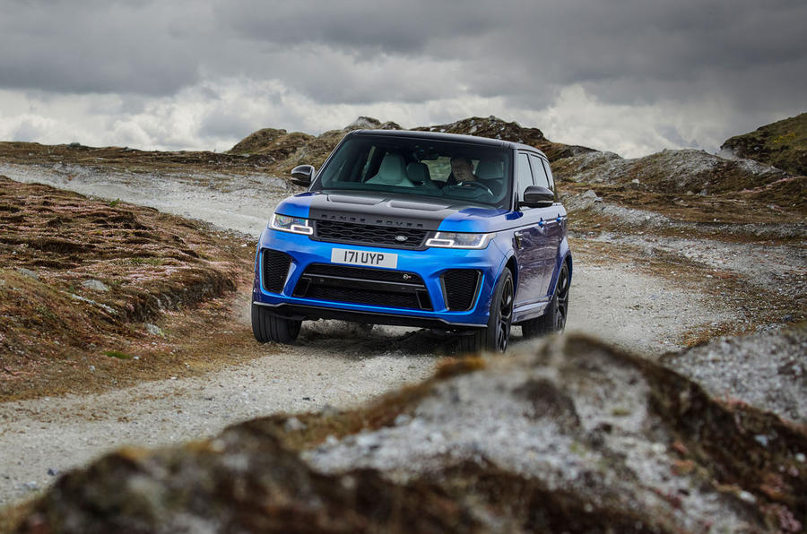 Range Rover Sport facelift reveals Velar-like look