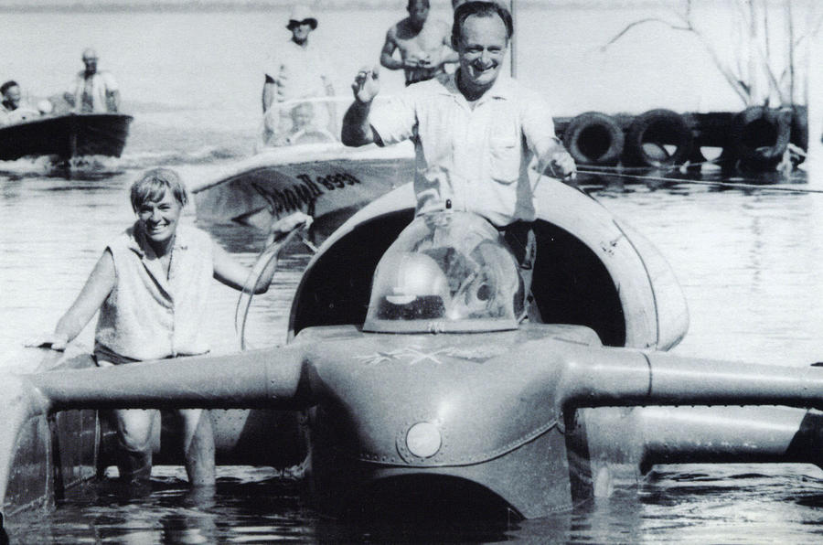 Land speed records: a history of a British obsession