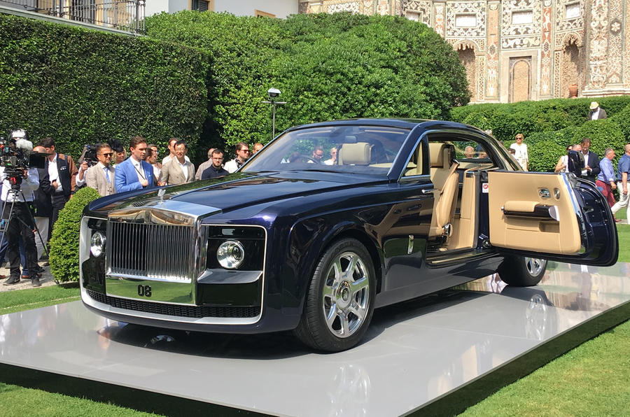 More ultra-exclusive Rolls-Royce models on the way