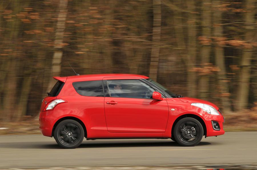 £10,999 Suzuki Swift SZ-L