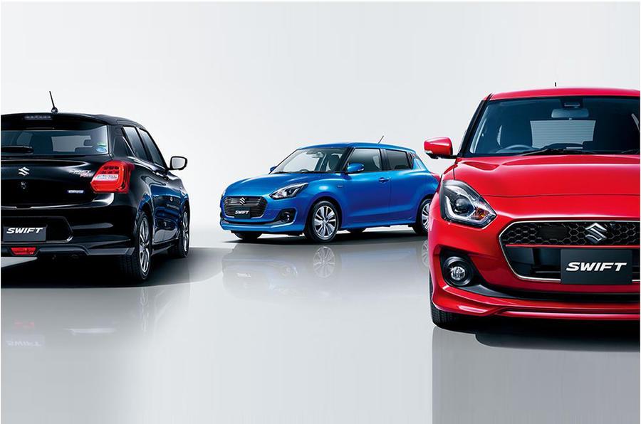 Suzuki Swift Spotted Ahead Of Full Geneva Debut Autocar