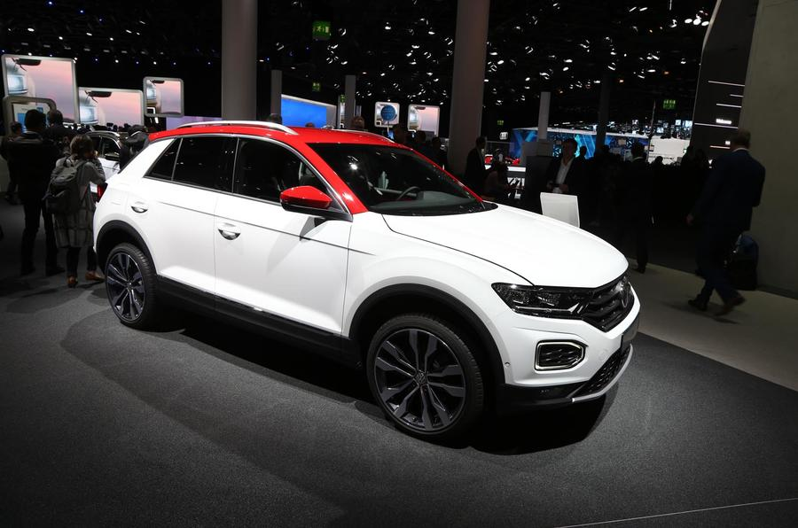 2018 Volkswagen T-Roc: Price, Specs & Release Date | Autocar
