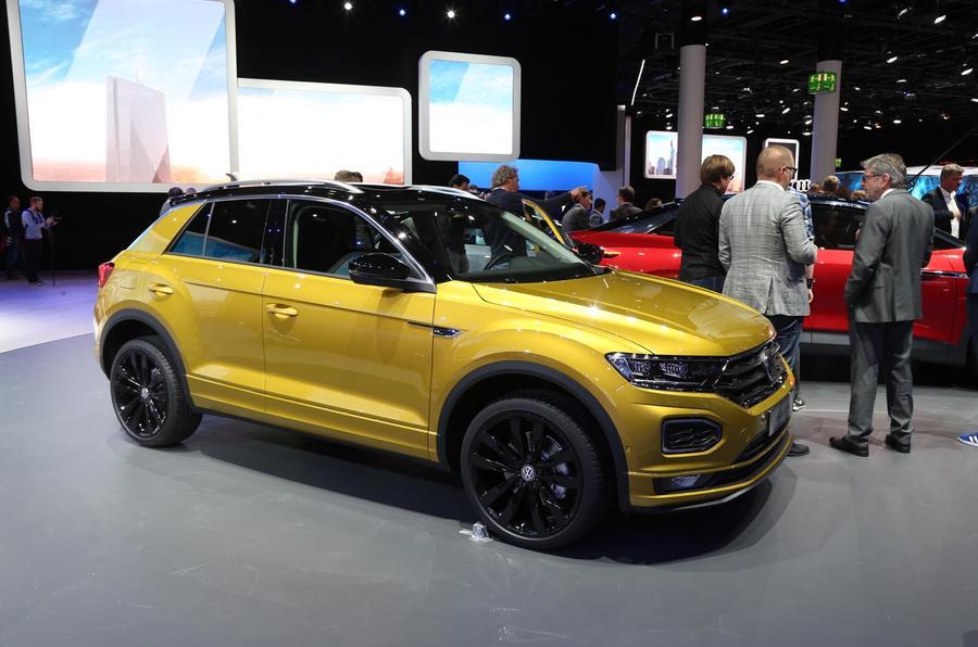 2018 volkswagen t roc price specs release date autocar. Black Bedroom Furniture Sets. Home Design Ideas