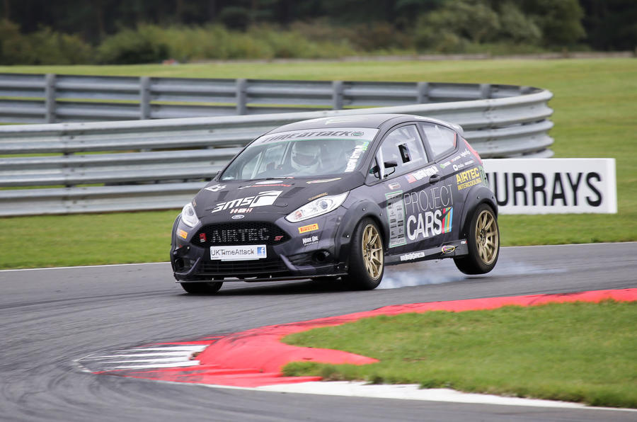 Sams Credit Login >> Time Attack - racing the stopwatch in a 345bhp Ford Fiesta ...