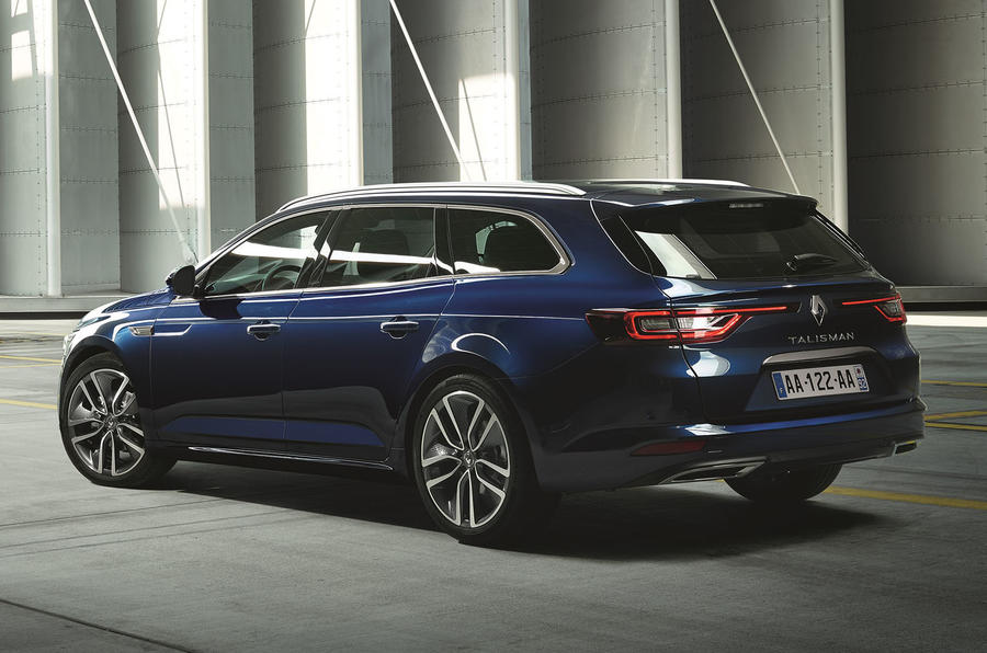Renault Talisman Revealed New Pictures Autocar