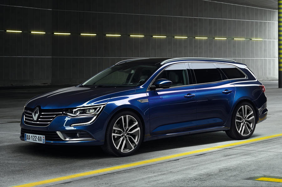 Renault Talisman Revealed New Pictures Autocar