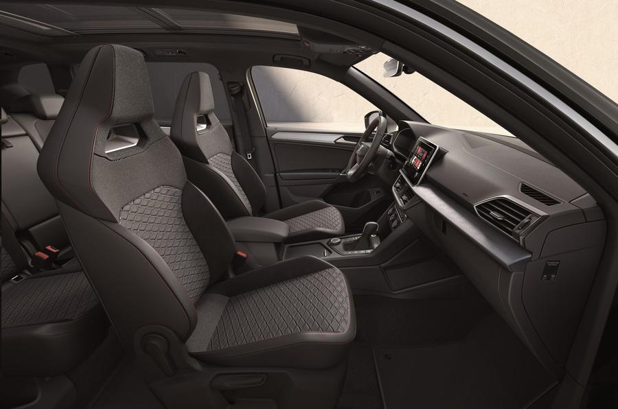 2020 Seat Tarraco FR Sport - static