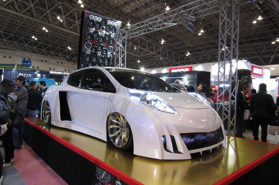 2017 Tokyo Auto Salon gallery