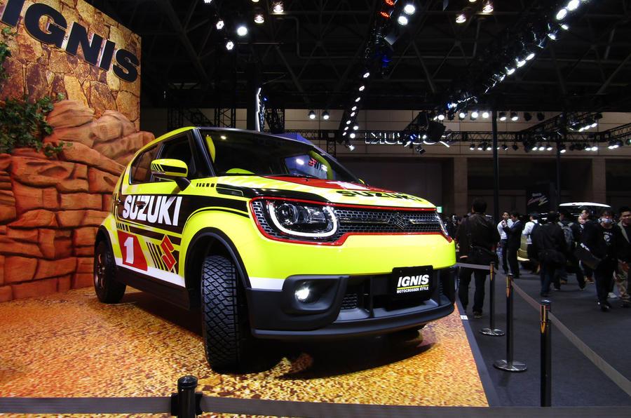 2017 Tokyo Auto Salon Gallery The Suzuki Ignis